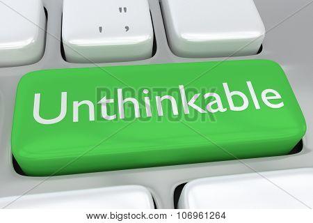 Unthinkable Concept