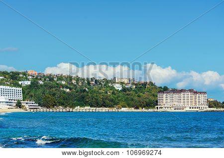 The Black Sea ?oast