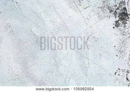Vintage Or Grungy White Background Of Natural Cement Or Stone Old Texture As A Retro Pattern Wall.
