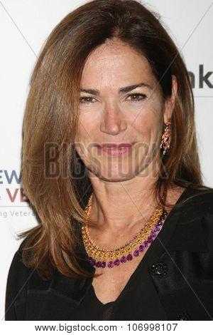 LOS ANGELES - NOV 2:  Kim Delaney at the