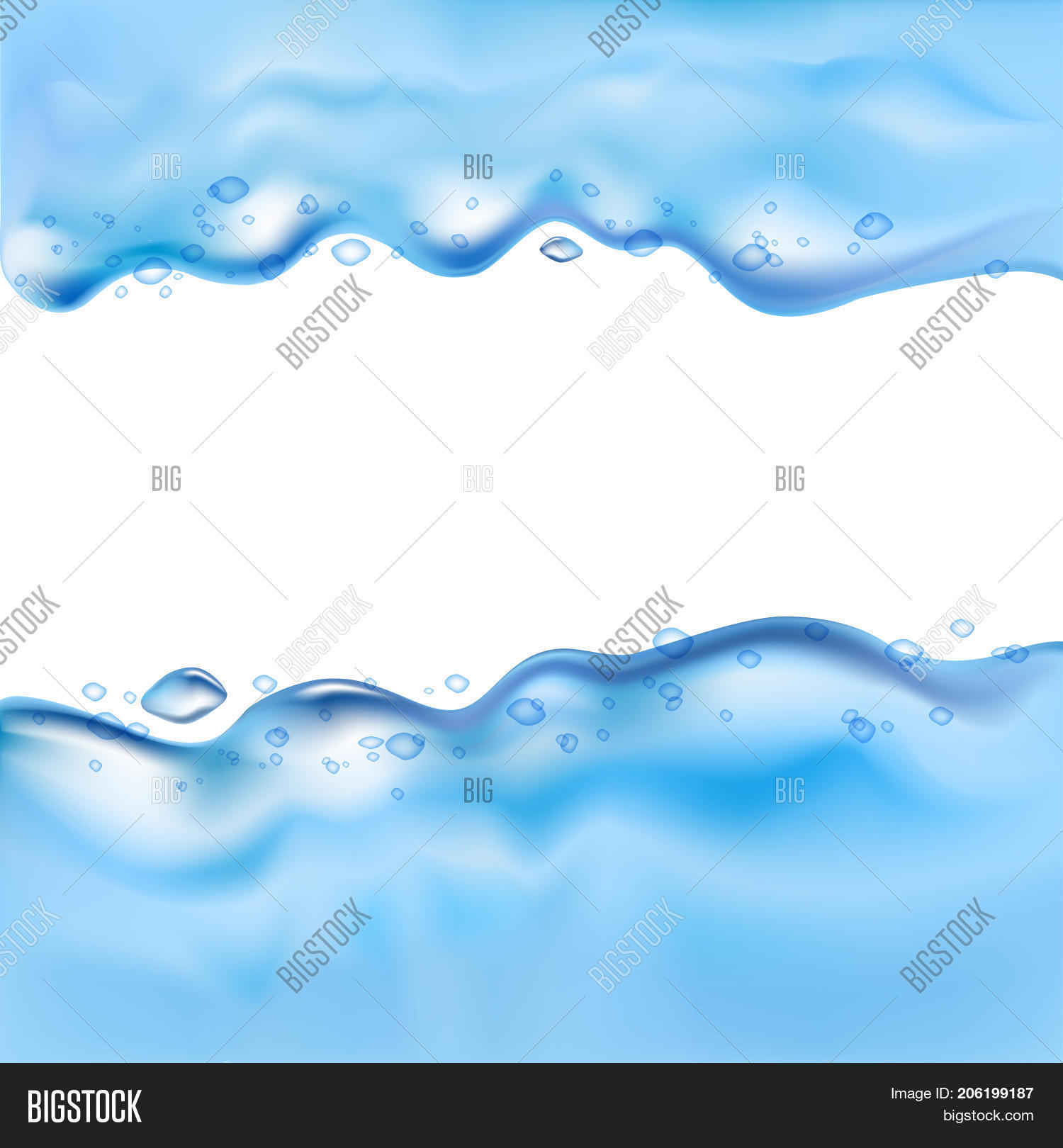 Water Frame. Image & Photo (Free Trial) | Bigstock