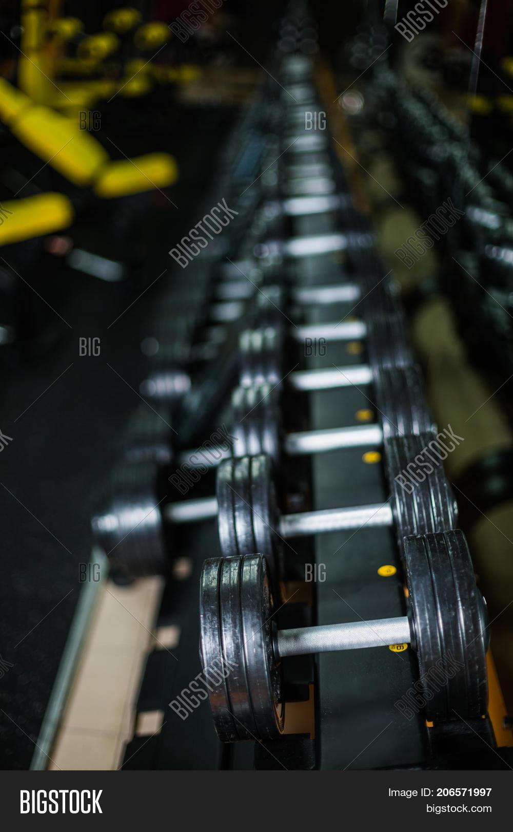 Set Dumbbells, Image & Photo (Free Trial) | Bigstock