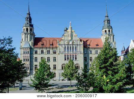 District Court, Halle Saale, Saxony Anhalt