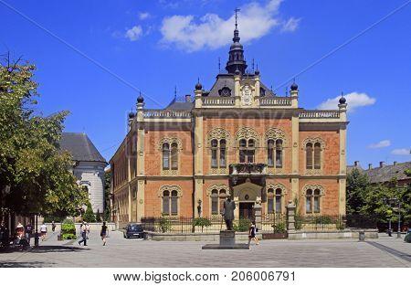 Bishop's Palace In Novi Sad, Serbia