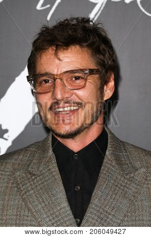 NEW YORK-SEP 13: Actor Pedro Pascal attends the