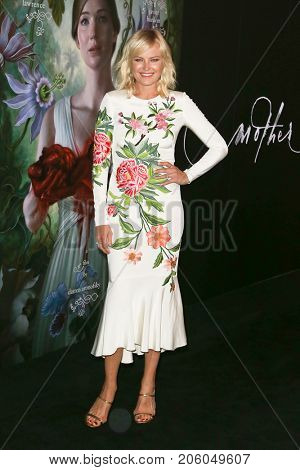 NEW YORK-SEP 13: Actress Malin Akerman attends the