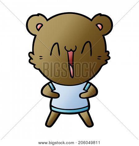 bear cartoon chrracter