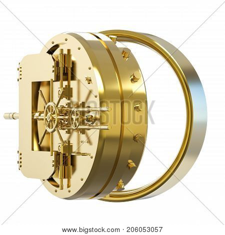 Golden Bank Vault