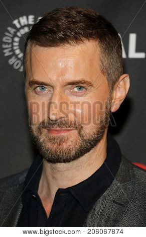Richard Armitage at the 11th Annual PaleyFest Fall TV Previews - EPIX's 'Berlin Station' held at the Paley Center for Media in Beverly Hills, USA on September 16, 2017.