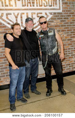 Jason Richter, Dwight H. Little, Robert Patrick attend a pre-screening event of  Epic Pictures