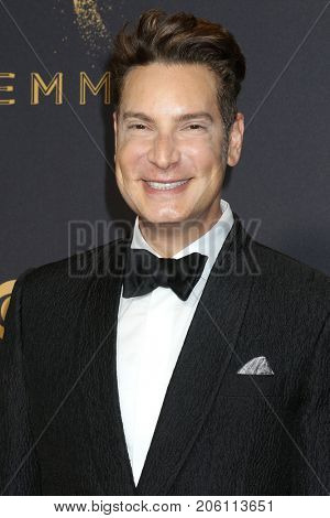 LOS ANGELES - SEP 17:  Cameron Silver at the 69th Primetime Emmy Awards - Arrivals at the Microsoft Theater on September 17, 2017 in Los Angeles, CA