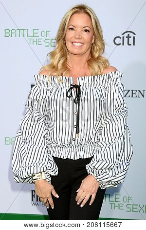 LOS ANGELES - SEP 16:  Jeanie Buss at the