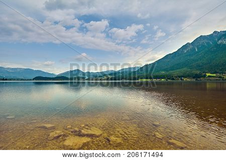 Salzkammergut Mountains (northern Limestone Alps)