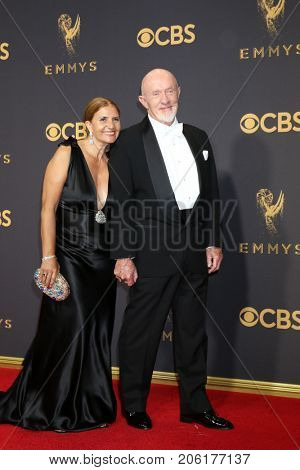 LOS ANGELES - SEP 17:  Jonathan Banks at the 69th Primetime Emmy Awards - Arrivals at the Microsoft Theater on September 17, 2017 in Los Angeles, CA