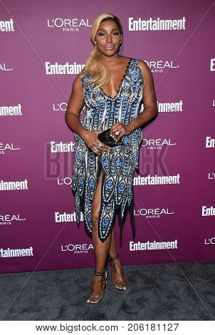 LOS ANGELES - SEP 15:  NeNe Leakes arrives for the Entertainment Weekly Pre Emmy Party on September 15, 2017 in West Hollywood, CA