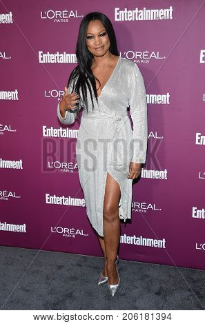 LOS ANGELES - SEP 15:  Garcelle Beauvais arrives for the Entertainment Weekly Pre Emmy Party on September 15, 2017 in West Hollywood, CA