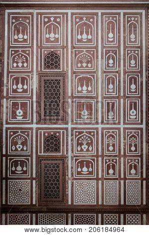The Baby Taj Mahal - interior