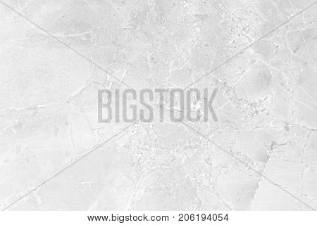 White marble texture background.