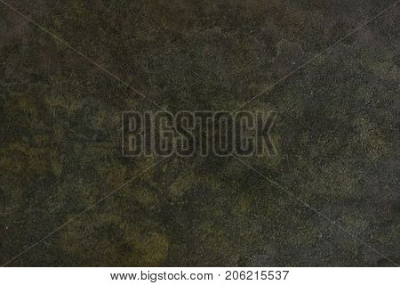 Green Patina metal texture background, note  select focus with shallow depth of field