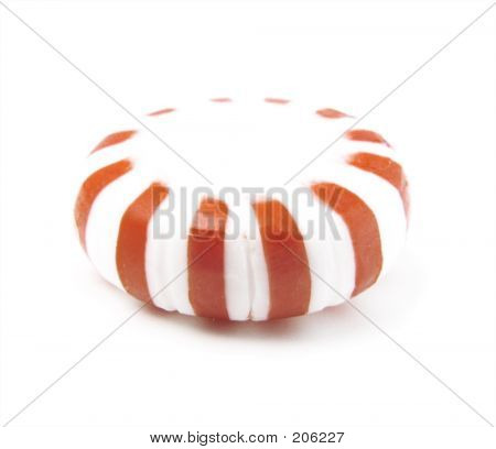 Single Peppermint Candy
