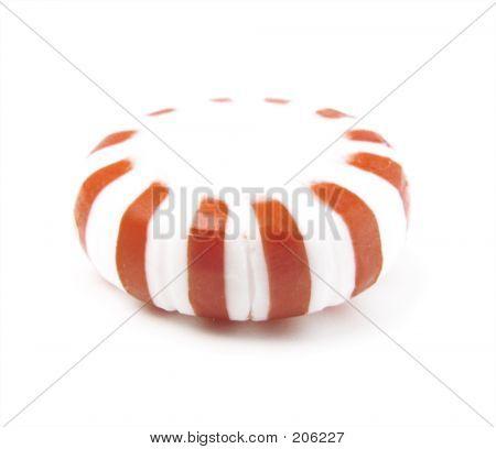 Caramelo de menta solo