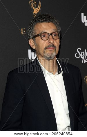 LOS ANGELES - SEP 15:  John Turturro at the 69th Primetime Emmy Awards Performers Nominee Reception at the Wallis Annenberg Center for the Performing Arts on September 15, 2017 in Beverly Hills, CA