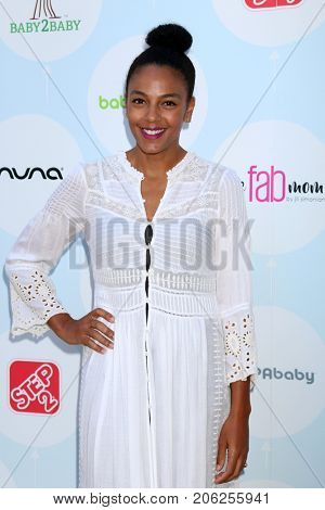 LOS ANGELES - SEP 23:  Marsha Thomason at the 6th Annual Red CARpet Safety Awareness Event at the Sony Pictures Studio on September 23, 2017 in Culver City, CA