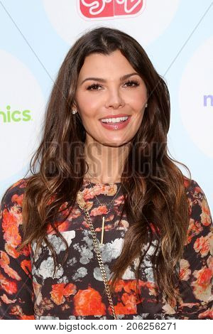 LOS ANGELES - SEP 23:  Ali Landry at the 6th Annual Safety Awareness Event at the Sony Pictures Studio on September 23, 2017 in Culver City, CA