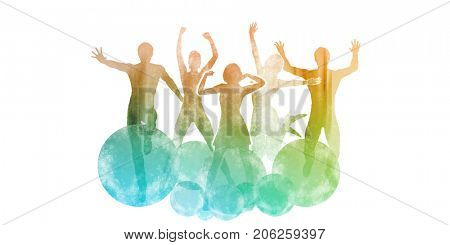 Dance Class as a Group Activity Lesson