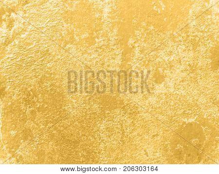 Gold background texture grunge