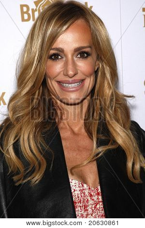 WEST HOLLYWOOD - FEB 25:  Taylor Armstrong arriving at the OK! Magazine and BritWeek celebrate the Oscars party held at the London Hotel in West Hollywood, California on February 11, 2011.