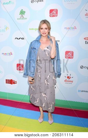 LOS ANGELES - SEP 23:  Ashley Jones at the 6th Annual Red CARpet Safety Awareness Event at the Sony Pictures Studio on September 23, 2017 in Culver City, CA