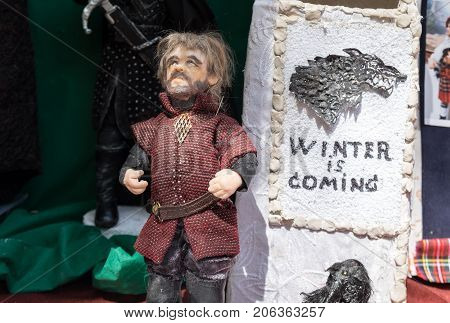 The Puppet Of Tyrion Lannister.