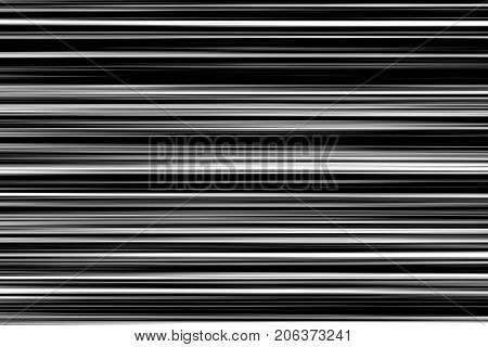 Illustration black and white background realistic flickering analog vintage TV signal with bad interference static noise background overlay ready