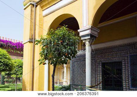 Casa De Pilatos, Seville