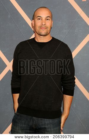 LOS ANGELES - SEP 25:  Coby Bell at the FOX Fall Premiere Party 2017 at the Catch on September 25, 2017 in West Hollywood, CA