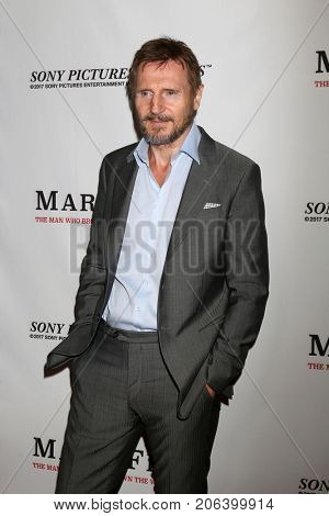 LOS ANGELES - SEP 26:  Liam Neeson at the