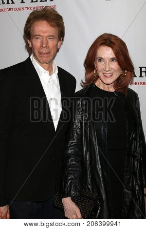 LOS ANGELES - SEP 26: Jerry Bruckheimer, Linda Bruckheimer_at the