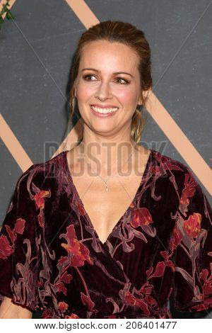 LOS ANGELES - SEP 25:  Amy Acker at the FOX Fall Premiere Party 2017 at the Catch on September 25, 2017 in West Hollywood, CA