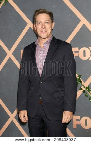 LOS ANGELES - SEP 25:  Kevin Rahm at the FOX Fall Premiere Party 2017 at the Catch on September 25, 2017 in West Hollywood, CA