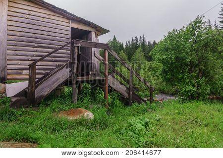 Natural Landscape- Kialim Cordon, Taganay