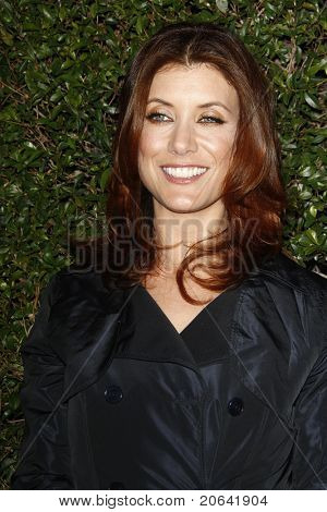WEST HOLLYWOOD, CA - JAN 5:  Kate Walsh at the COVERGIRL 50th Anniversary Celebration at BOA Steakhouse held on January 5, 2011 in West Hollywood, California.
