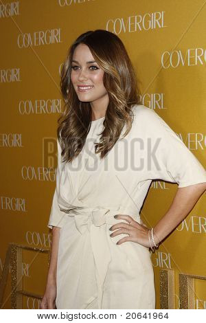 WEST HOLLYWOOD, CA  - JAN 5:  Lauren Conrad at the COVERGIRL 50th Anniversary Celebration at BOA Steakhouse held on January 5, 2011 in West Hollywood, California.
