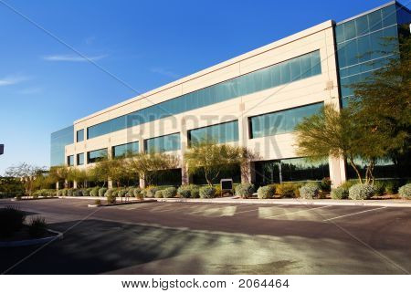 Large Modern Commercial Building