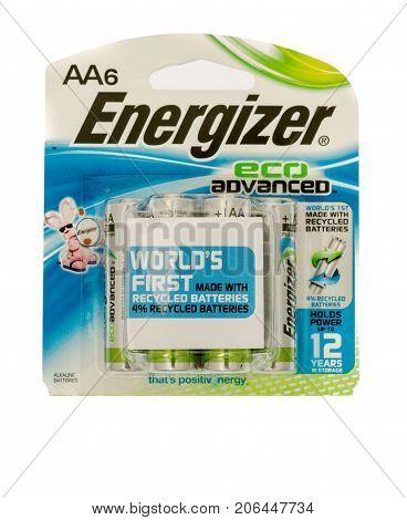 Package Of Batteries