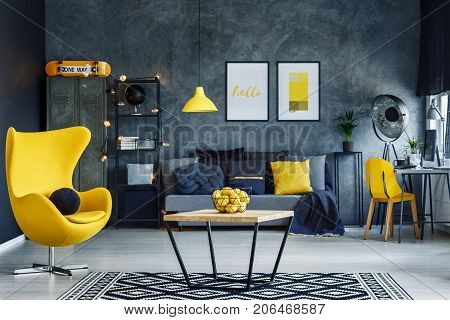 Hygge Style Living Room