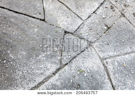 Flagstones Needs To Be Grout