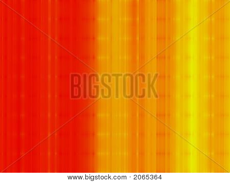 Abstract Background Of Red And Yellow