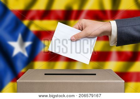 Statute Of Autonomy Of Catalonia - Voting At The Ballot Box