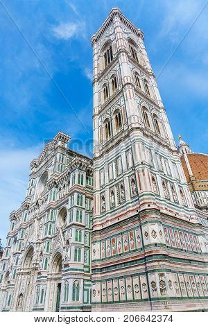 Santa Maria Fiore in Florence Firenze Italy Europe
